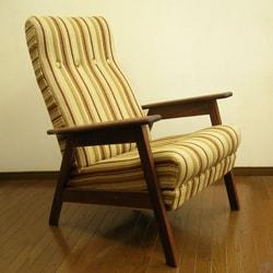北欧ビンテージ椅子 リクライニングチェア