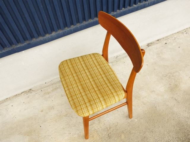 ビンテージファブリック椅子 北欧