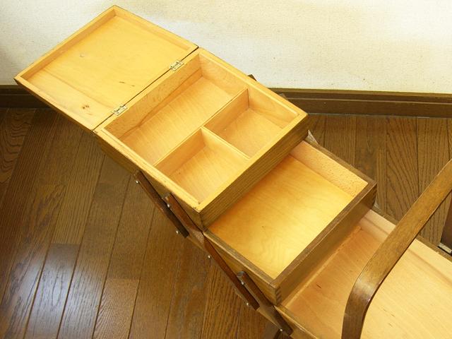 アンティーク裁縫箱