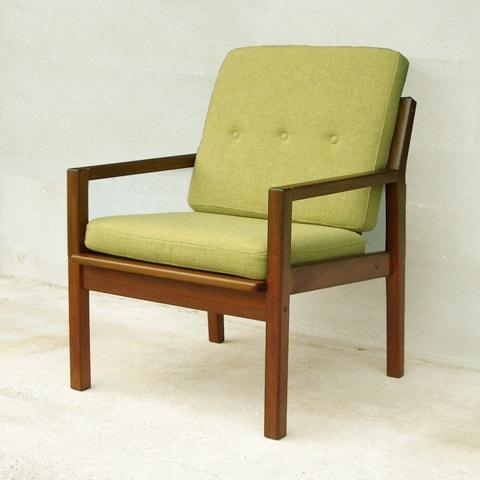 北欧ヴィンテージ椅子 アームチェア