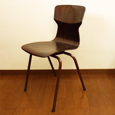 ヴィンテージ椅子スクールチェア