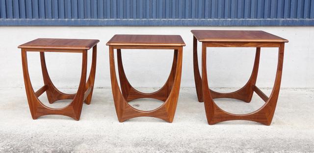 G-PLANビンテージ テーブル fresco
