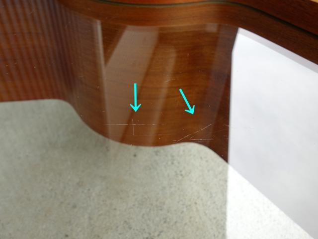 ガラステーブル 詳細