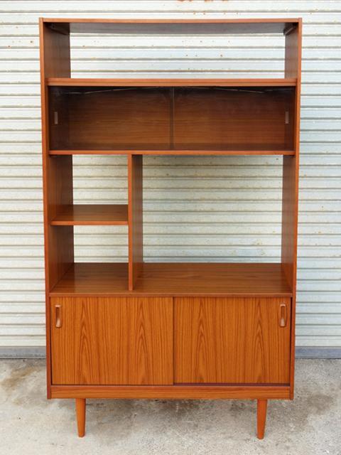 木製シェルフ ヴィンテージ家具