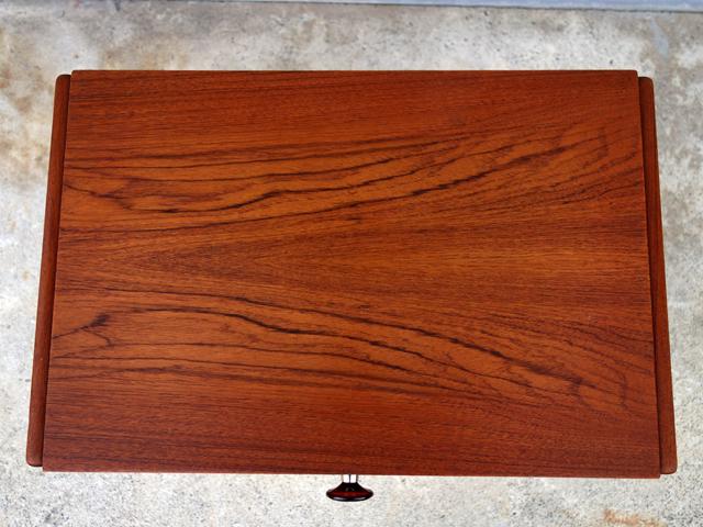 ソーイングテーブル天板 ビンテージ家具