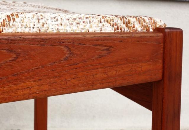 ビンテージスツール 木枠