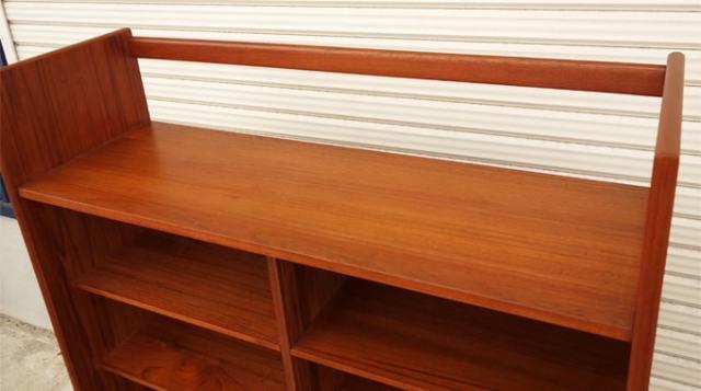 北欧家具 本棚 天板