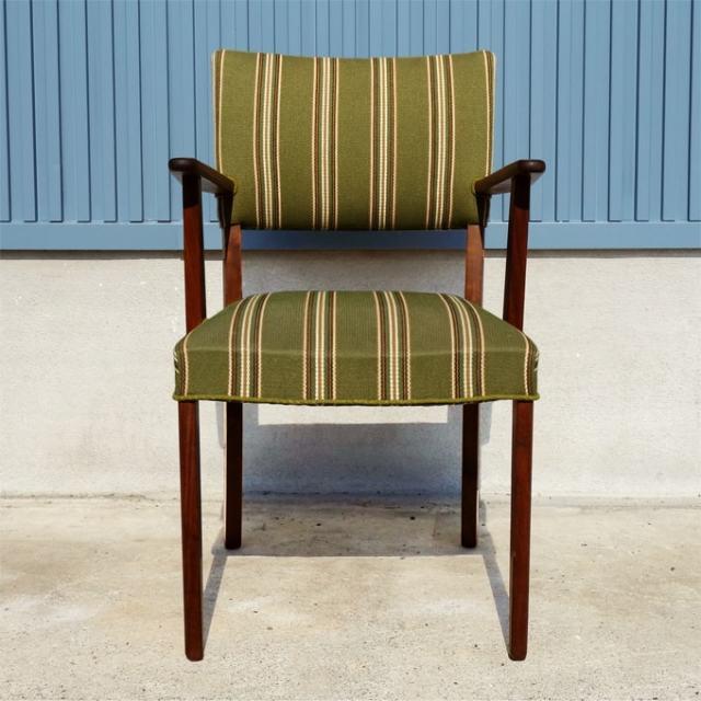 北欧ヴィンテージ椅子 しましま