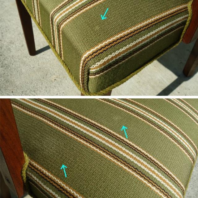 ビンテージ椅子 コンディション