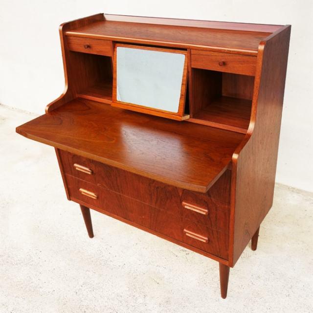 ライティングビューロー ビンテージ家具