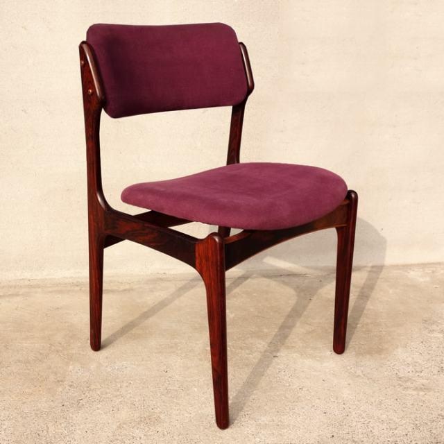 北欧ビンテージ椅子 ローズウッド