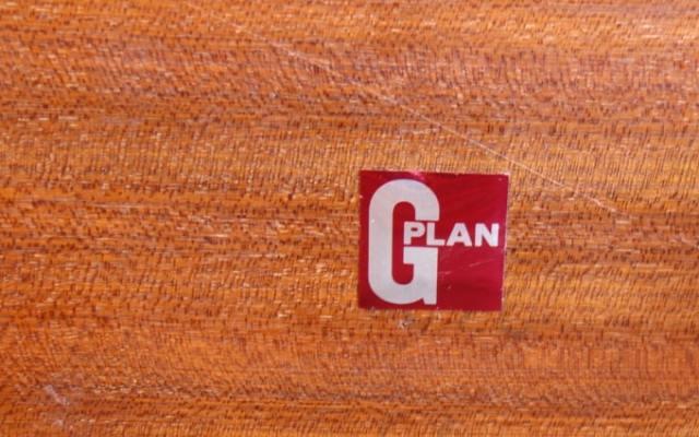 G-PLAN家具シール