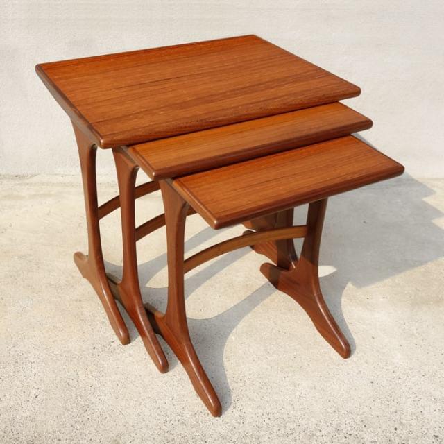 ビンテージG-PLANネストテーブル
