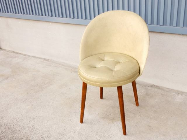 レトロで可愛い北欧ヴィンテージ椅子