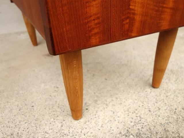 ヴィンテージ木製チェスト脚