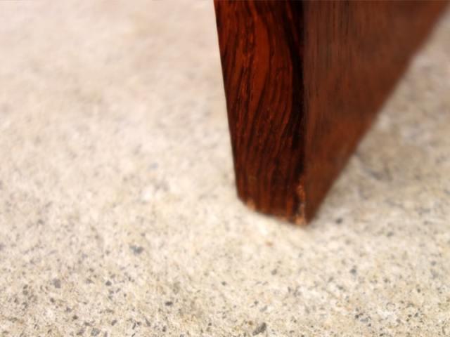 ヴィンテージ木製プランター脚 状態