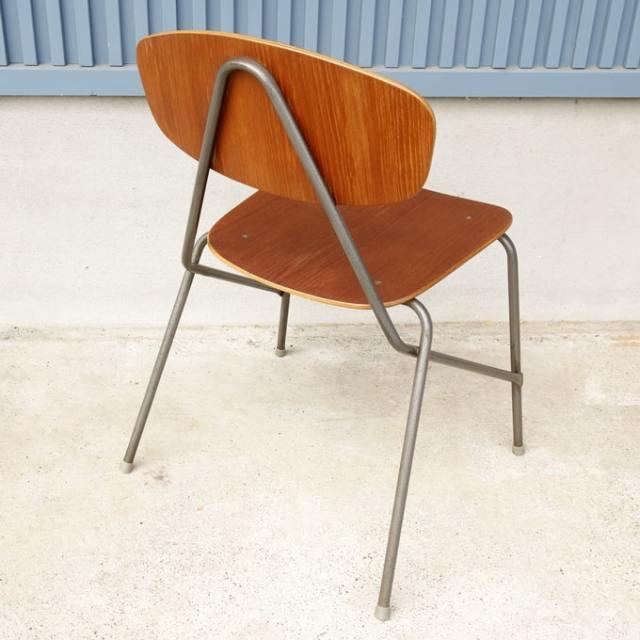 北欧ヴィンテージ プライウッド椅子