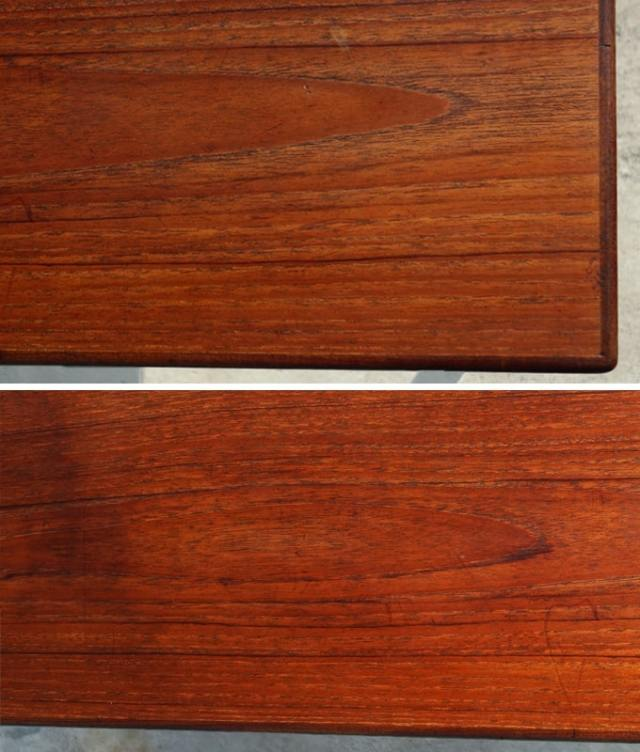 ビンテージダイニングテーブル 状態