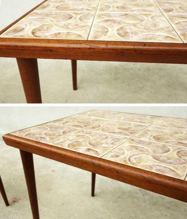 小さいテーブル コンディション