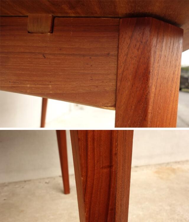 ダイニングテーブル幕板