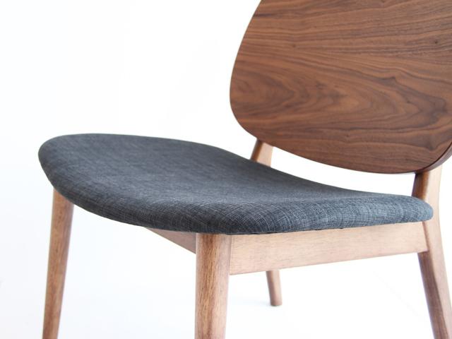 低めの椅子座面