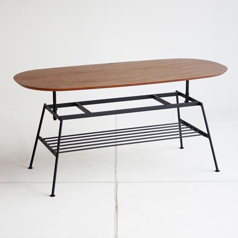 高さ調節可ローテーブル
