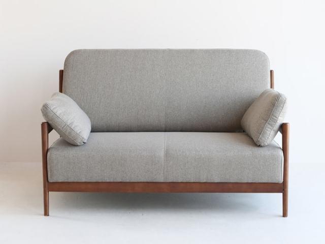 小さめ2人掛けソファ