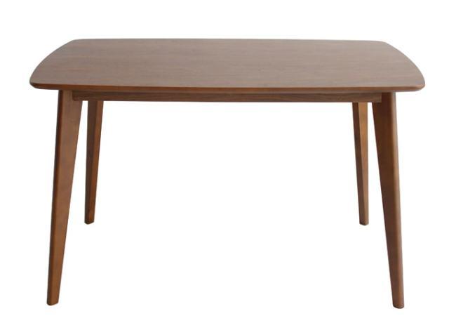 木製ダイニングテーブル 120cm