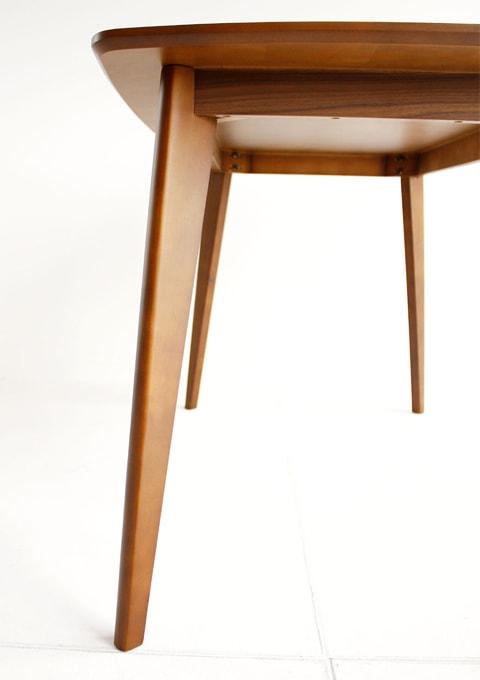 ダイニングテーブル 脚