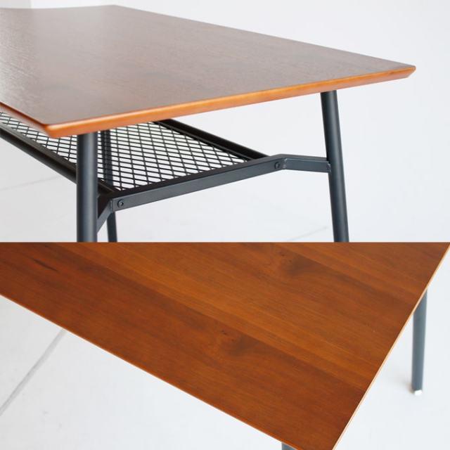 ダイニングテーブル天板と棚