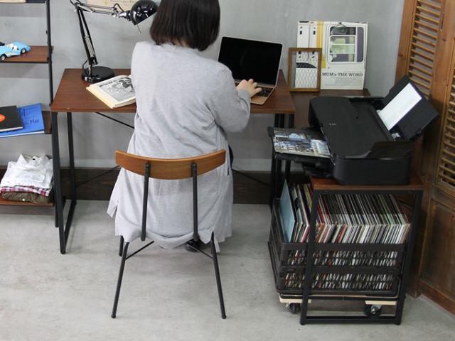 パソコンテーブルとプリンター台になります