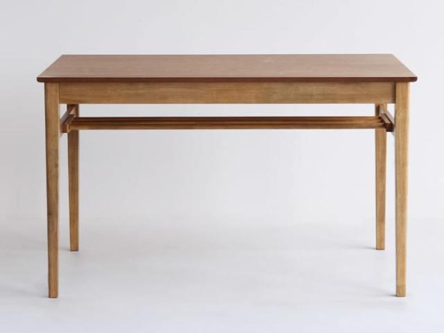 小さいダイニングテーブル ナチュラル