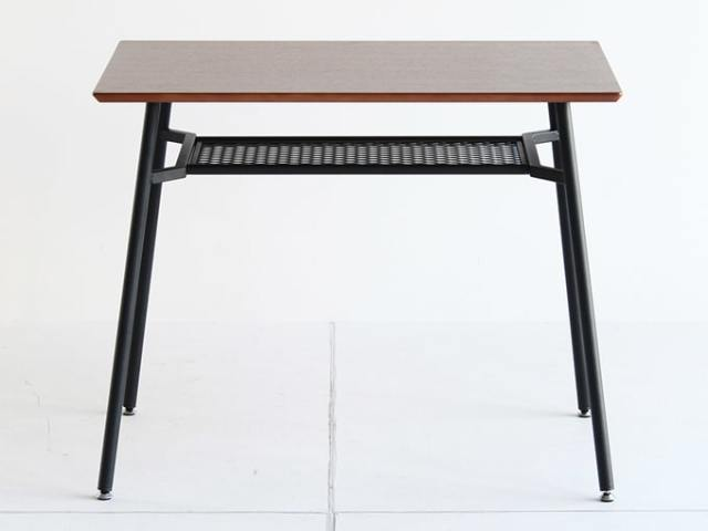 小さめダイニングテーブル ウォールナット