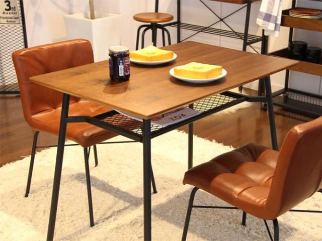 小さいダイニングテーブル 幅90cm