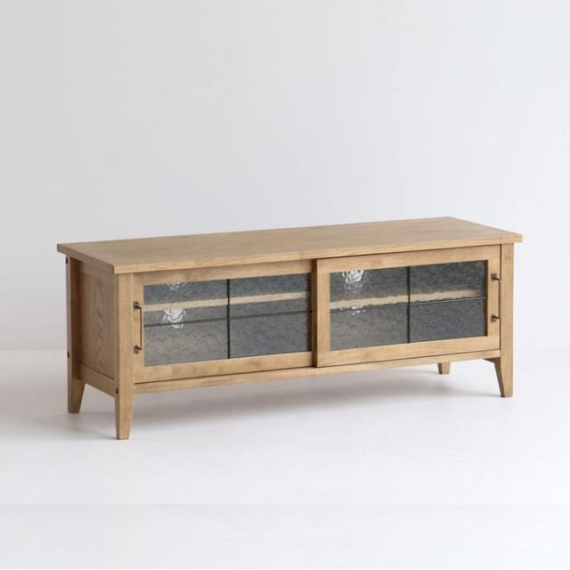 レトロな木製テレビ台 小さい家具