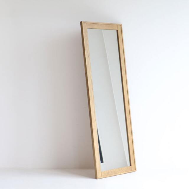 木枠ミラー 姿見170cm
