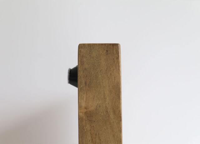 木枠ミラー側面