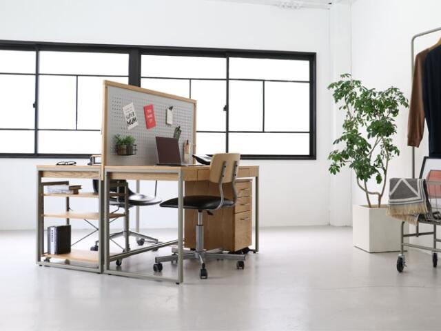 事務椅子っぽくない格好いいワークチェア