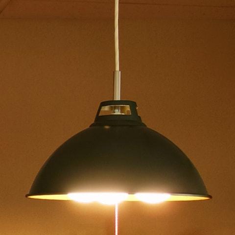 3灯ペンダントライト インダストリアル系
