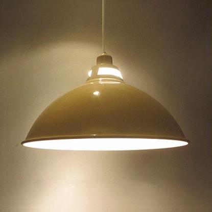 メタルシェードペンダントライト1灯
