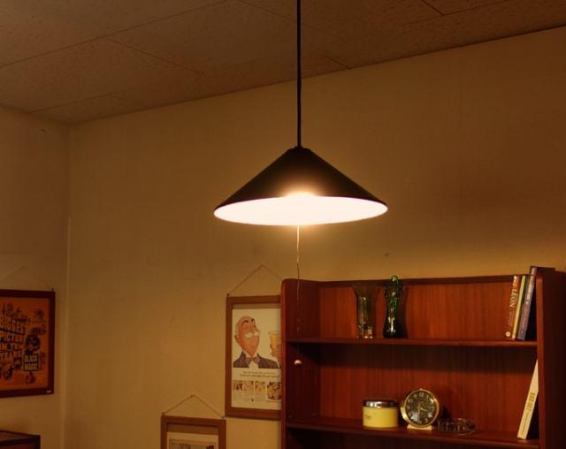 インダストリアルなビンテージ照明