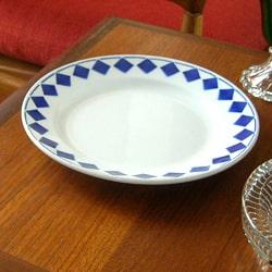 フランス製アンティーク デザート皿