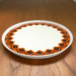 tw0256ドイツMelitta製ケーキ皿*amber design*北欧家具やビンテージ雑貨等のインテリア通販