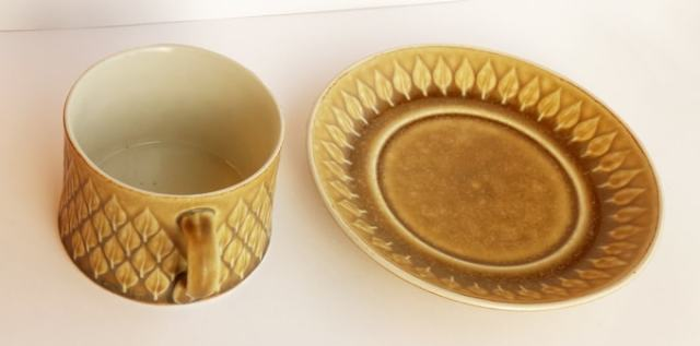 Jens.H.Quistgaard コーヒーカップ