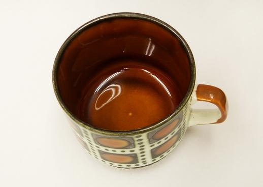 アンティークBOCHカップ