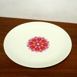 ビンテージ陶器ディナープレート