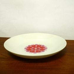レトロなビンテージ食器 パスタ皿