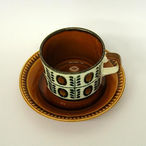 ベルギーBOCHコーヒーカップ