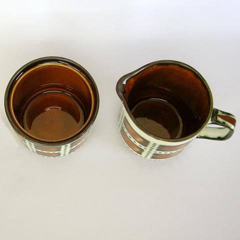 BOCH陶器ミルクピッチャーベルナデッテ