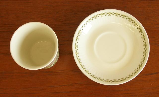北欧フィッギオ陶器カップ